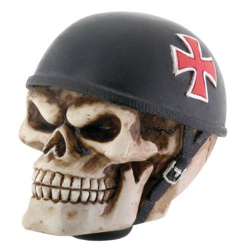 YTC Iron Cross Skull Shift Knob