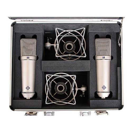 Used, Neumann Stereo Pair Kit, Includes 2 x U87 Ai Microphone, for sale  Delivered anywhere in USA