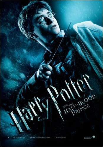 Harry Potter And The Half Blood Prince - Advance Movie Poster (Harry Solo) (Size: 27