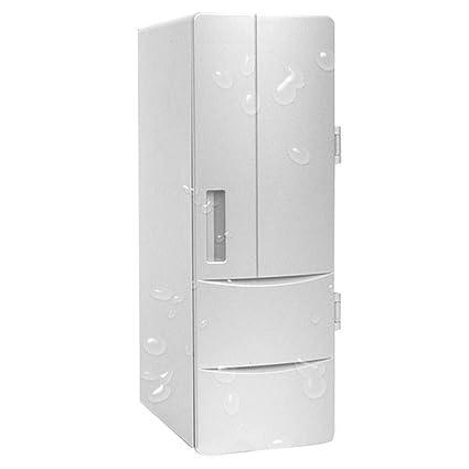 Funihut Coche DC12 V Mini-réfrigérateur Universal Hot & Cold Dual ...