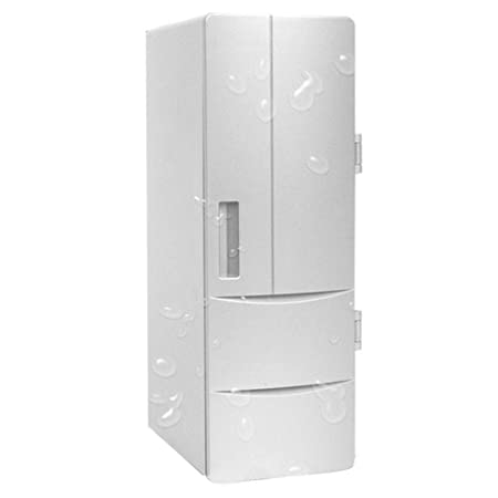 Following Mini refrigerador USB para Coche DC12 V Universal ...