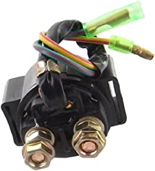 Solenoid Relay Replacement For Suzuki Motorcycle 1990-95 DR250 1993-96 DR650 DR 250 650 New
