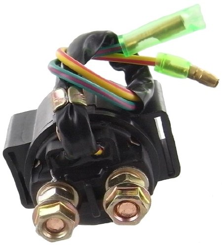 amazon com: starter solenoid relay replacement for new honda trx400ex trx  400 ex sportrax 2004 2005 2006 2007 atv quad: automotive