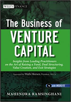 Amazon com: The Business of Venture Capital: Insights from