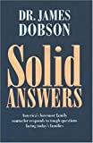 img - for Solid Answers by James C. Dobson (1997-07-09) book / textbook / text book