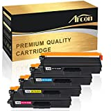 Arcon 4 Pack TN433 Compatible for Brother TN-433 TN-431 HL-L8360CDW HL-L8260CDW MFC-L8900CDW Toner Cartridge Brother HL-L8360CDWT MFC-L8610CDW L8360CDW L8900CDW Business Color Laser All-in-One Printer