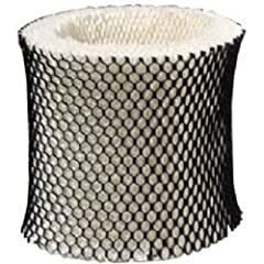 Keep your air humidifier operating at peak efficiency with the Holmes Air Humidifier Filter A. This triple-layer humidifier filter helps control dust and dirt buildup inside your humidifier. It effectively traps mineral deposits found in tap ...