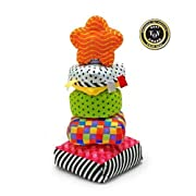 Developmental Stacking Toy- Amazing Baby Toy! by Genius Baby Toys