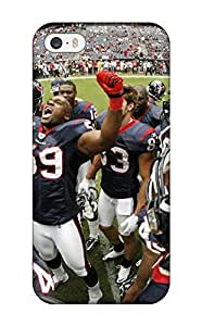 Fashionable Style Case Cover Skin For Iphone 5/5s- Houston Texans