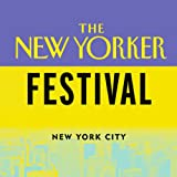 img - for The New Yorker Festival: Andrea Lee and T. Coraghessan Boyle book / textbook / text book
