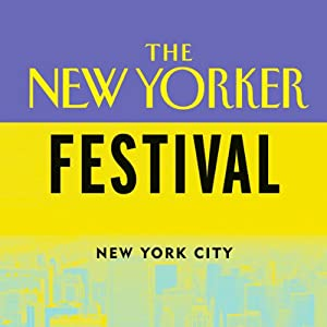 The New Yorker Festival Discours