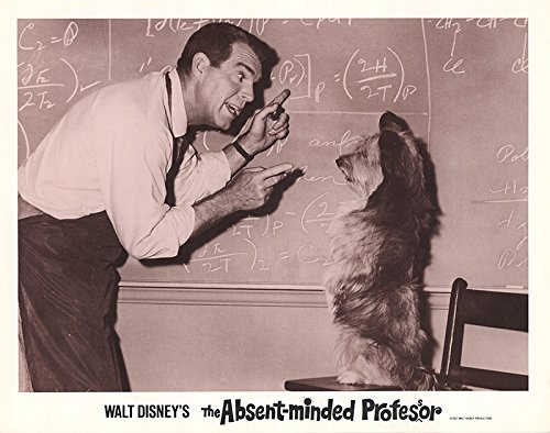 The Absent-Minded Professor 1967 Authentic 11