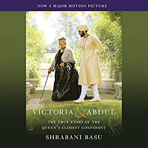 Victoria & Abdul (Movie Tie-in) Audiobook