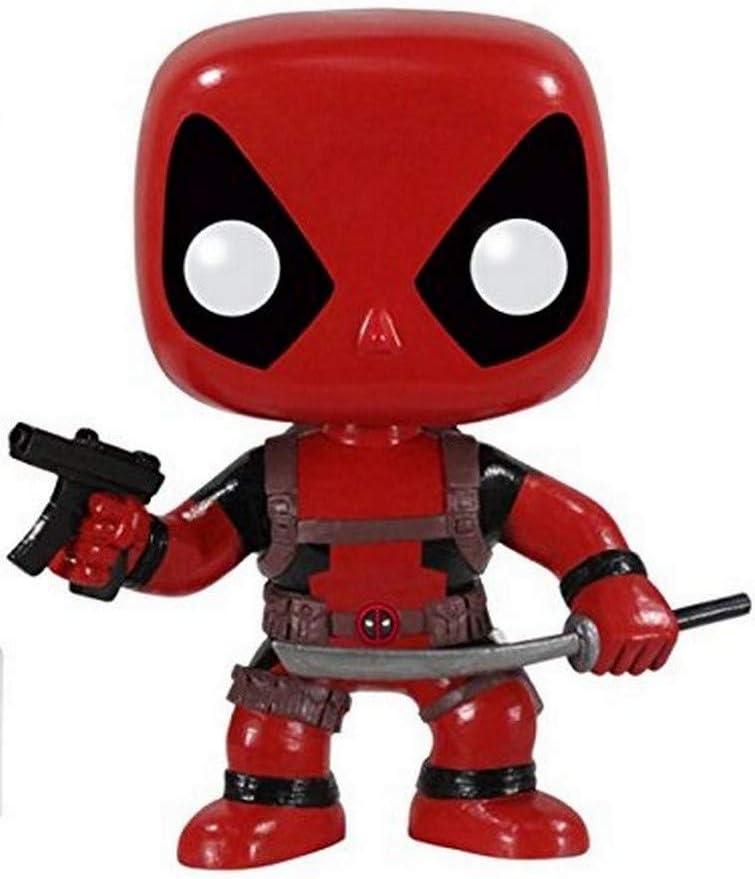 POP Marvel: Deadpool Vinyl Bobble-head Figure