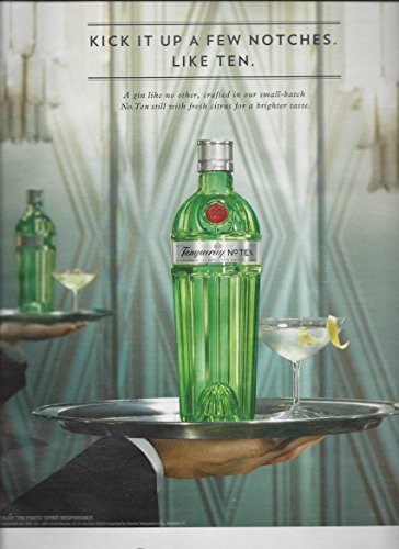 print-ad-for-2015-tanqueray-gin-kick-it-up-a-few-notches-like-ten