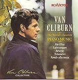 Van Cliburn: The World's Favorite Piano Music