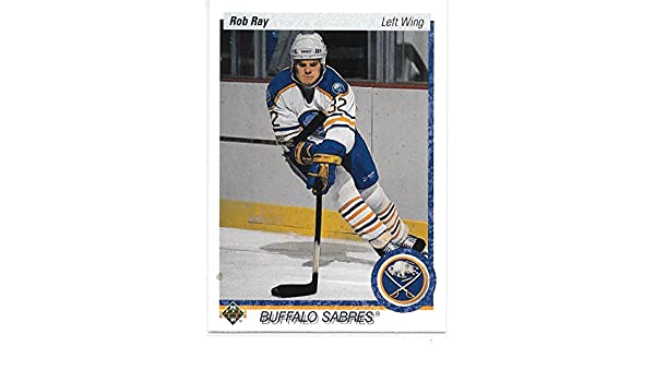 Rob Ray 1990-91 Upper Deck Buffalo Sabres Card  516 at Amazon s Sports  Collectibles Store 4abbcc8f8