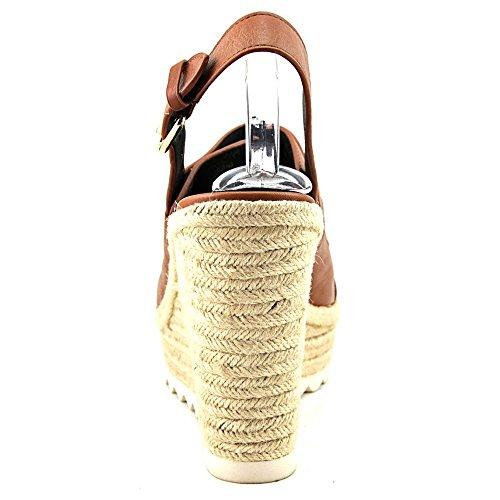 Coach Electra Women US 10 Brown Wedge Sandal 0Z9XxQQs3