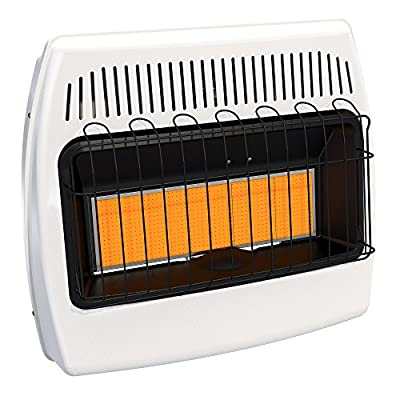 Dyna-Glo Fuel Manual Vent-Free Wall Heater