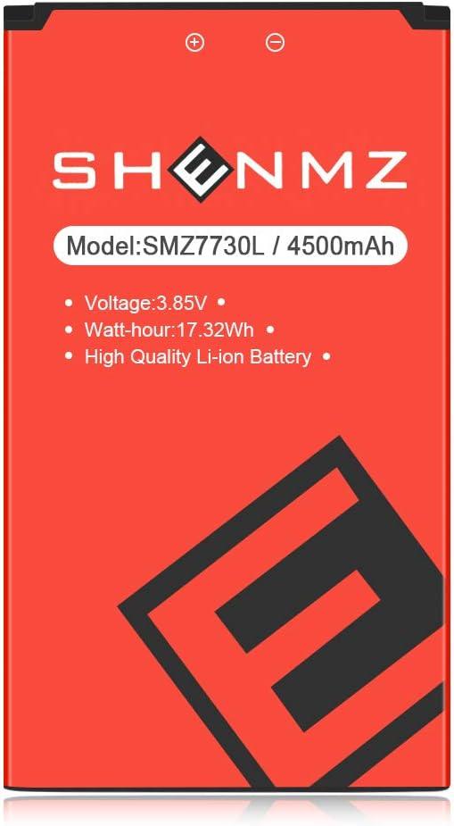 P//N 40123117 FFOGG New 4400 mAh Replacement Battery for Novatel Jetpack MiFi 7730L Mobile Hotspot