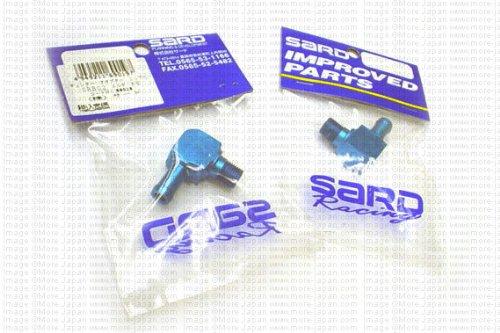 SARD (69019) Fuel Pressure Regulator Adapter Elbow Ø8 to NPT 1/8