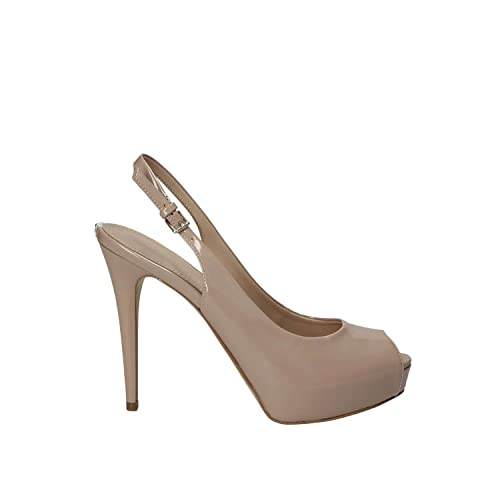 Donnaamazon Xbdrcoewq Borse Sandalo E Paf05 Guess Flhu91 Itscarpe Tacco nXNwk8O0P
