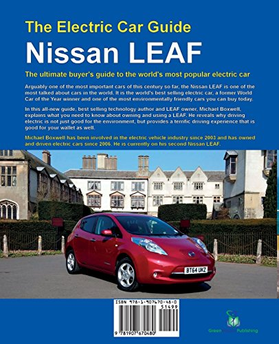the electric car guide nissan leaf buy online in uae paperback products in the uae see. Black Bedroom Furniture Sets. Home Design Ideas
