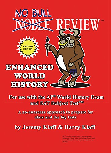 Amazon no bull review 2018 edition for use with the ap no bull review 2018 edition for use with the ap world history exam fandeluxe Images