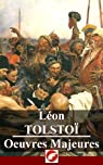 Oeuvres Majeures par Tolstoï
