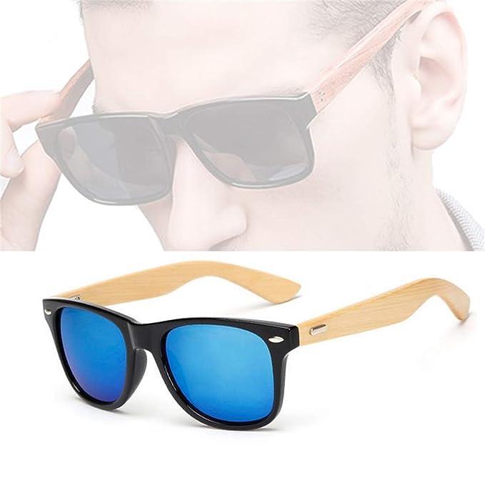 Gafas de sol deportivas, gafas de sol vintage, New Bamboo ...