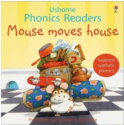 [(Mouse Moves House * * )] [Author: Phil Roxbee Cox] [Aug-2006] -