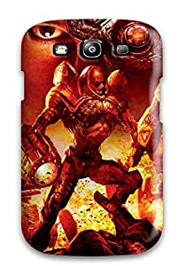 New Style Top Quality Case Cover For Galaxy S3 Case With Nice Video Game Command And Conquer Appearance 2377849K53311452