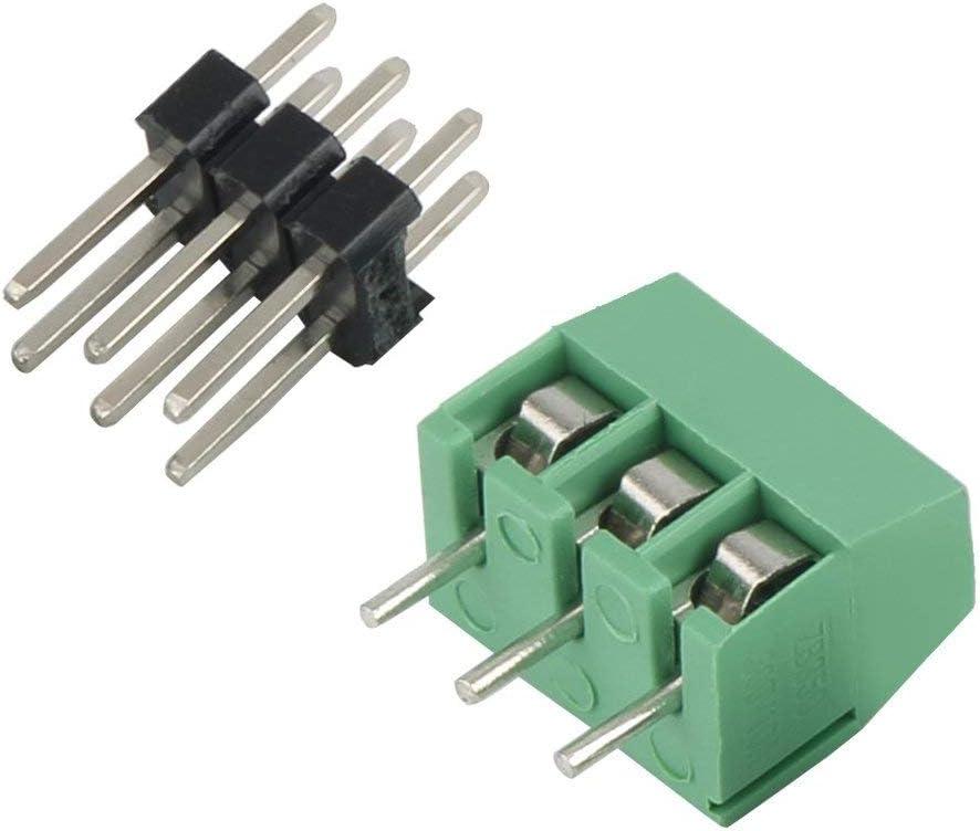 Amerryllis Blue Expansion Board Terminal Adapter DIY Kits for Arduino Nano IO Shield V1.0 Application in Calculator