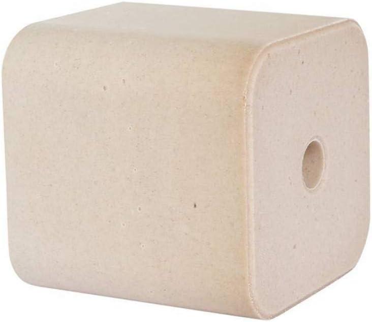 HKM Pierre a sel en Bloc 0000 Couleur Indicative 2,5kg avec Cordon St