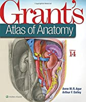Grant's Atlas of Anatomy, 14th Edition Front Cover