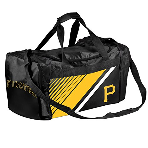 Pittsburgh Pirates Border Stripe Duffle Bag
