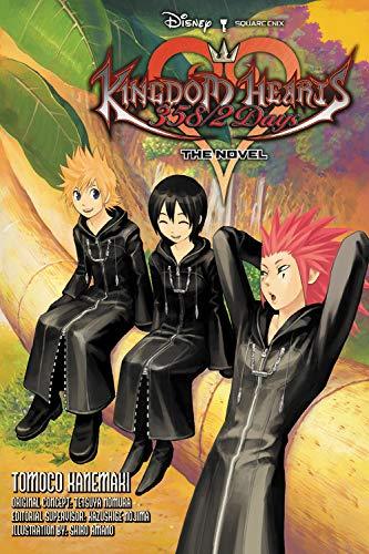 kingdom hearts the novel