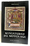 img - for Miniatures du moyen age book / textbook / text book