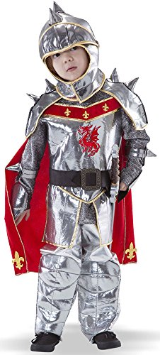 Teetot Knight in Shinning Armour Costume Size (Knight In Armour)