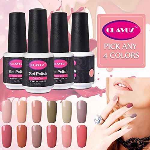 Gel Nail Polish Without UV Light Needed: Amazon.com
