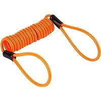 Cable de seguridad de doble lazo de bloqueo