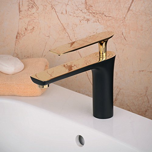 Polished Brass Basin Faucet - 8