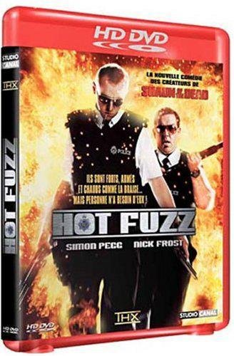 Hot Fuzz [Francia] [HD DVD]: Amazon.es: Simon Pegg, Nick ...