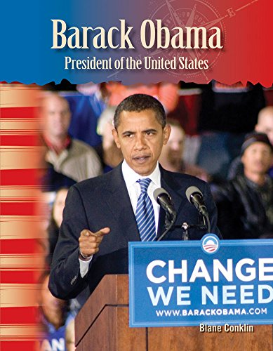 Teacher Created Materials - Primary Source Readers: Barack Obama - President of the United States - Grade 4 - Guided Rea