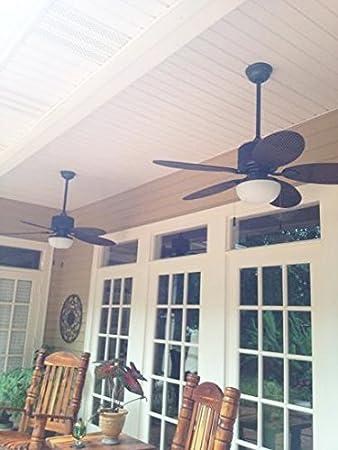 Home Decoración Interior/exterior Tahiti Breeze – Ventilador de ...