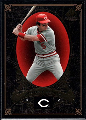 Baseball MLB 2007 SP Legendary Cuts #24 Johnny Bench NM-MT Reds ()