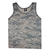 Fox Outdoor Products Tank Top, ABU Camo, X-Large