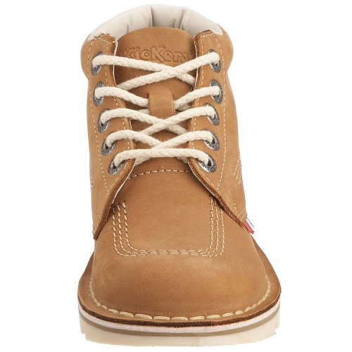 Kickers Kick Hi Core, Stivaletti Donna Marrone (Tan/Natural)