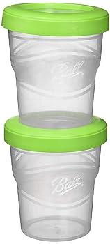 Ball Jar Plastic Pint Freezer Jars