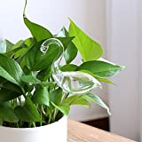 Vibola Automatic Watering Device Swan Vacation Houseplant Plant Pot Bulbs Garden Waterer Flower Water Drip Irrigationdevice Self Watering System